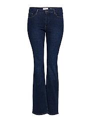 Bootcut Martha Jeans Jeans Boot Cut Blå VIOLETA BY MANGO