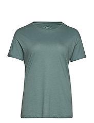 Organic cotton t-shirt - GREEN