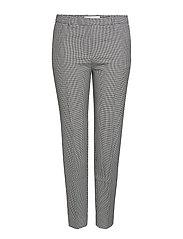 Slim-fit  trousers - BLACK