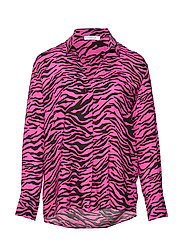 Animal print shirt - PINK