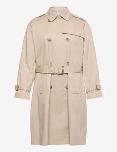POLANA - trenchcoats - beige