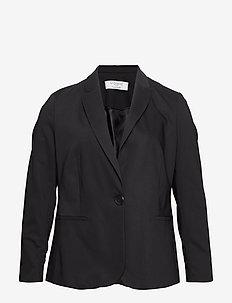 Superslim fit suit blazer - BLACK