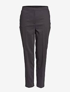 Slim fit suit pants - BLACK