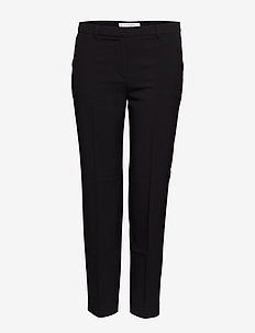 Slim-fit  trousers - BLACK