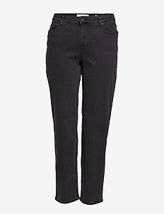 Relaxed Ely Jeans - OPEN GREY