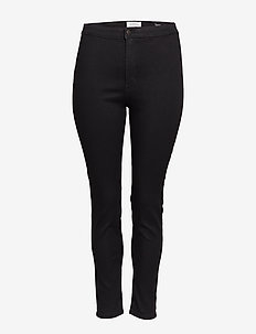 Highwaist Tania jeggings - OPEN GREY