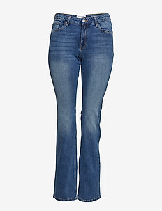 Bootcut Martha jeans - OPEN BLUE