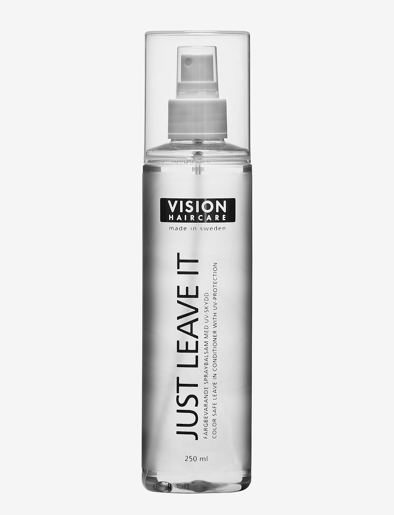Vision Haircare - Just leave it conditioner - balsam & conditioner - no color - 0