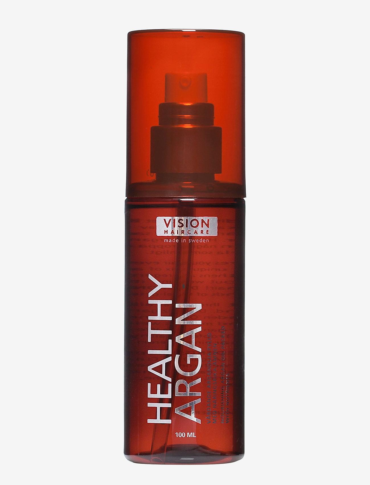 Vision Haircare - Healthy Argan Oil - håroljor - no color - 0