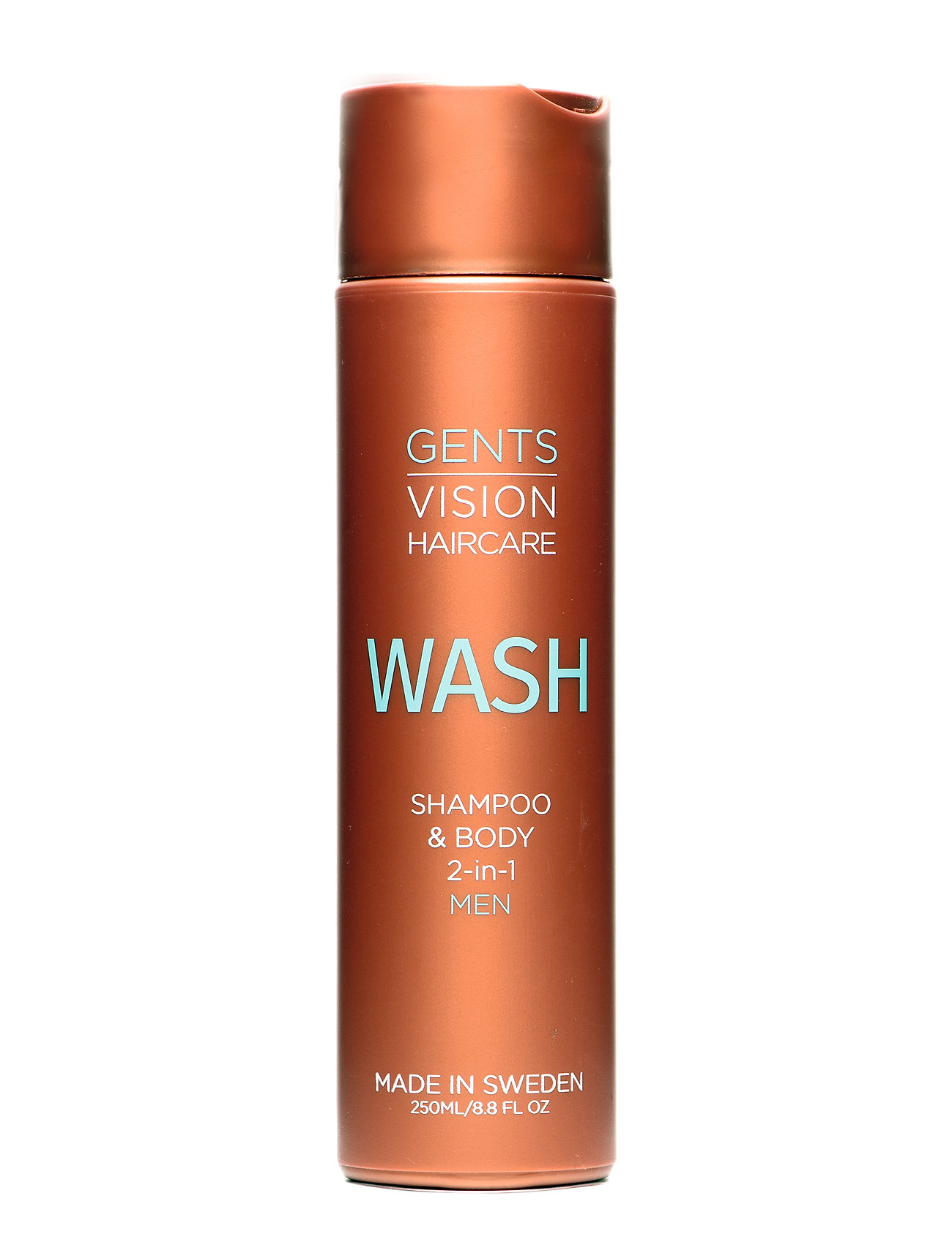 Image of Gents Wash 2-1 -2 Beauty MEN Skin Care Care Shampoo Nude Vision Haircare (3225631285)