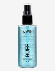 Vision Haircare - Ruff Saltwater spray - hårspray - no color - 0