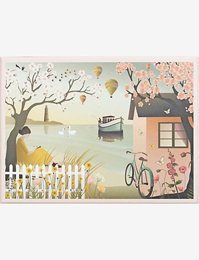 BY THE SEA Puzzle (1000 pcs) - spel & pussel - multi