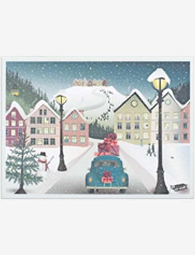 LET IT SNOW Puzzle (1000 pcs) - spil & puslespil - multi