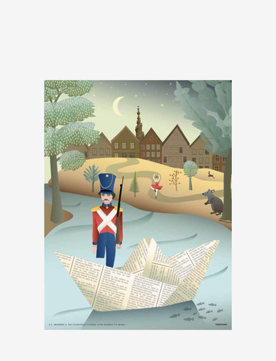 THE STEADFAST TIN SOLDIER - posters - multi