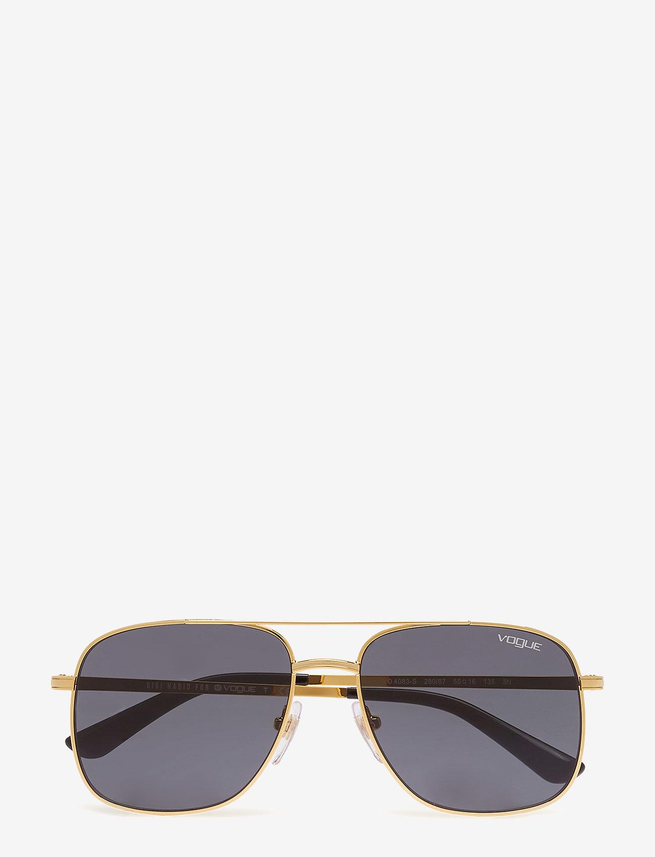 Vogue Eyewear - WOMEN'S SUNGLASSES - pilot - gold/grey - 0