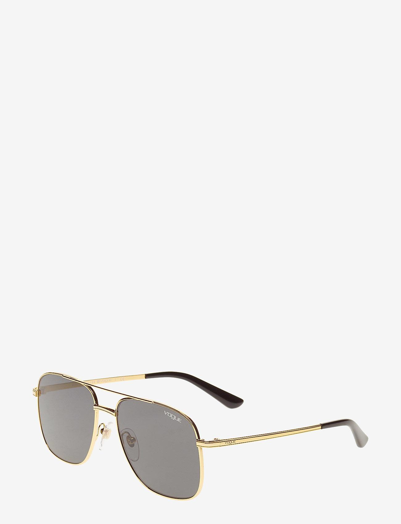 Vogue Eyewear - WOMEN'S SUNGLASSES - pilot - gold/grey - 1