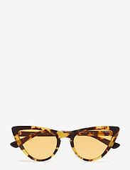 Vogue Eyewear - 0VO5211S - brown yellow tortoise - 0