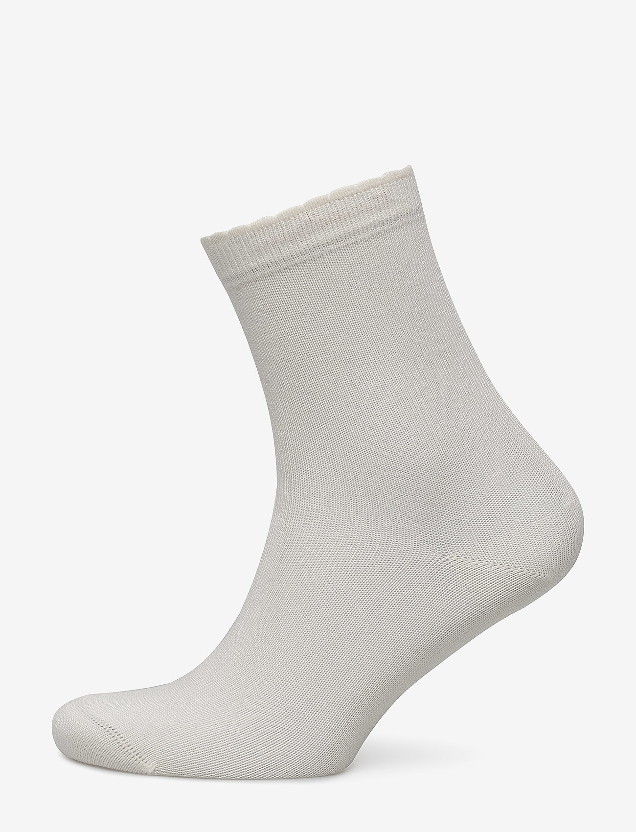 Vogue - Ladies anklesock, Bamboo Socks - sokker - off-white - 0