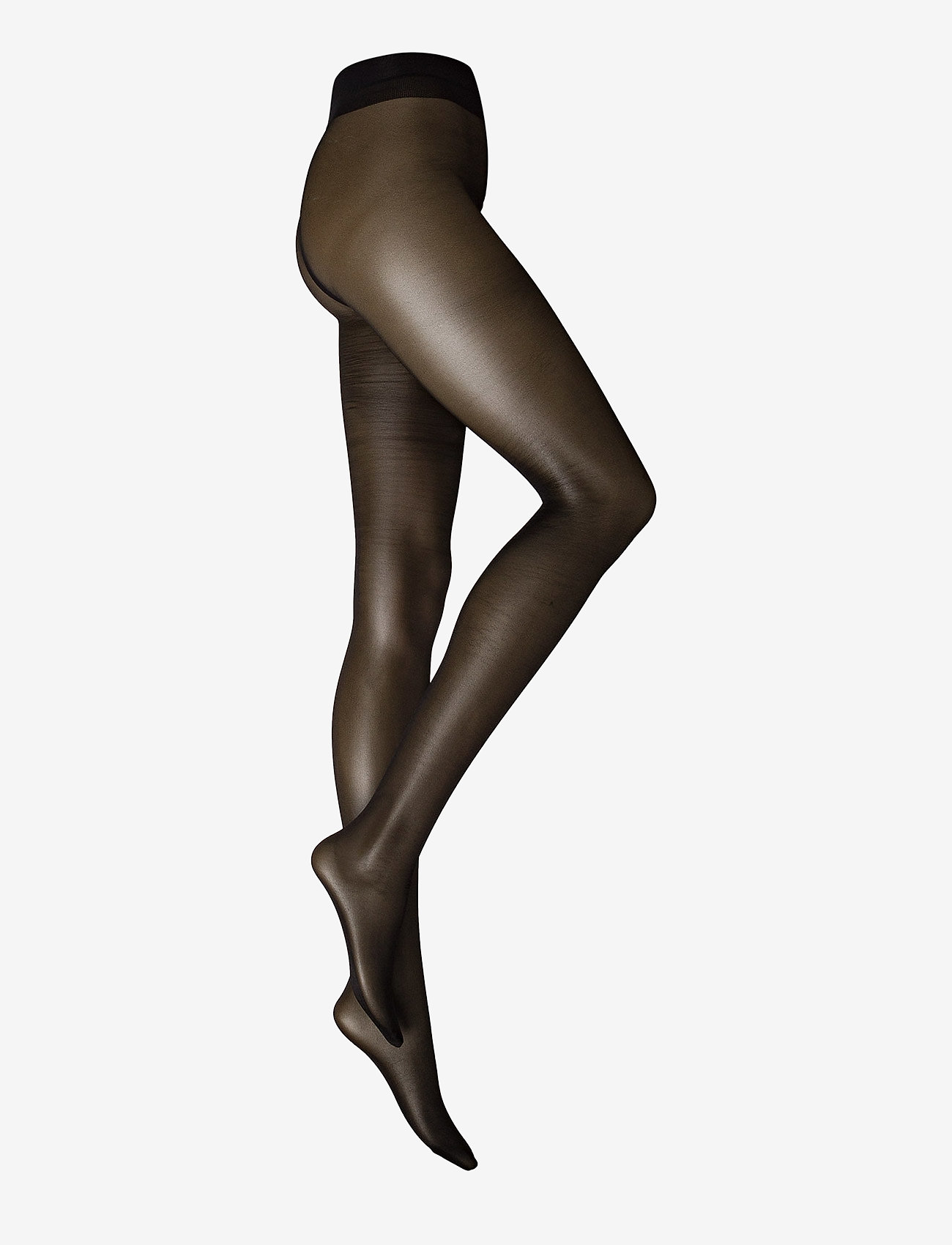Vogue - Ladies den pantyhose, Sensual Touch 20den - basic strumpbyxor - black - 0