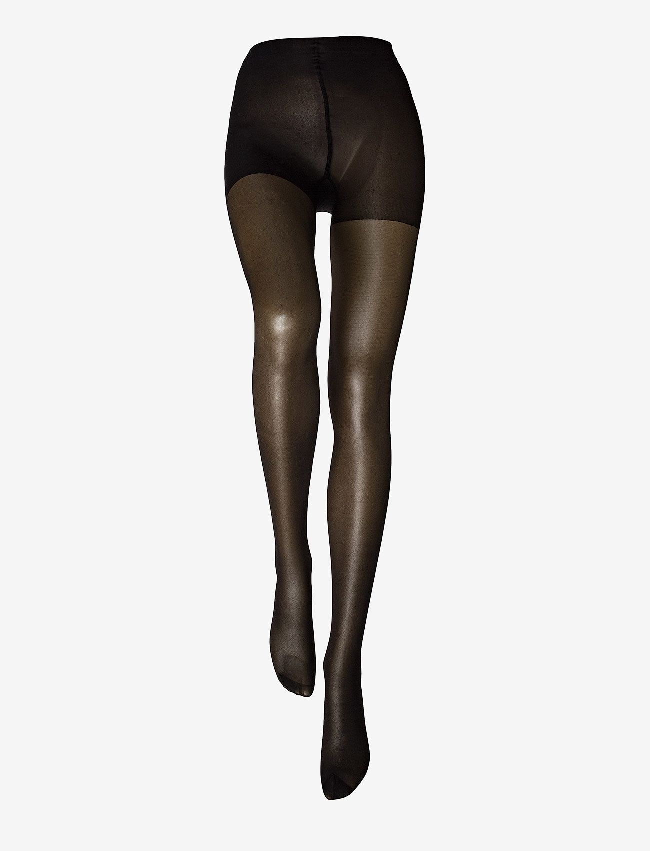 Vogue - Ladies den pantyhose, Slim Magic 20den - basic stroempebukser - black - 1