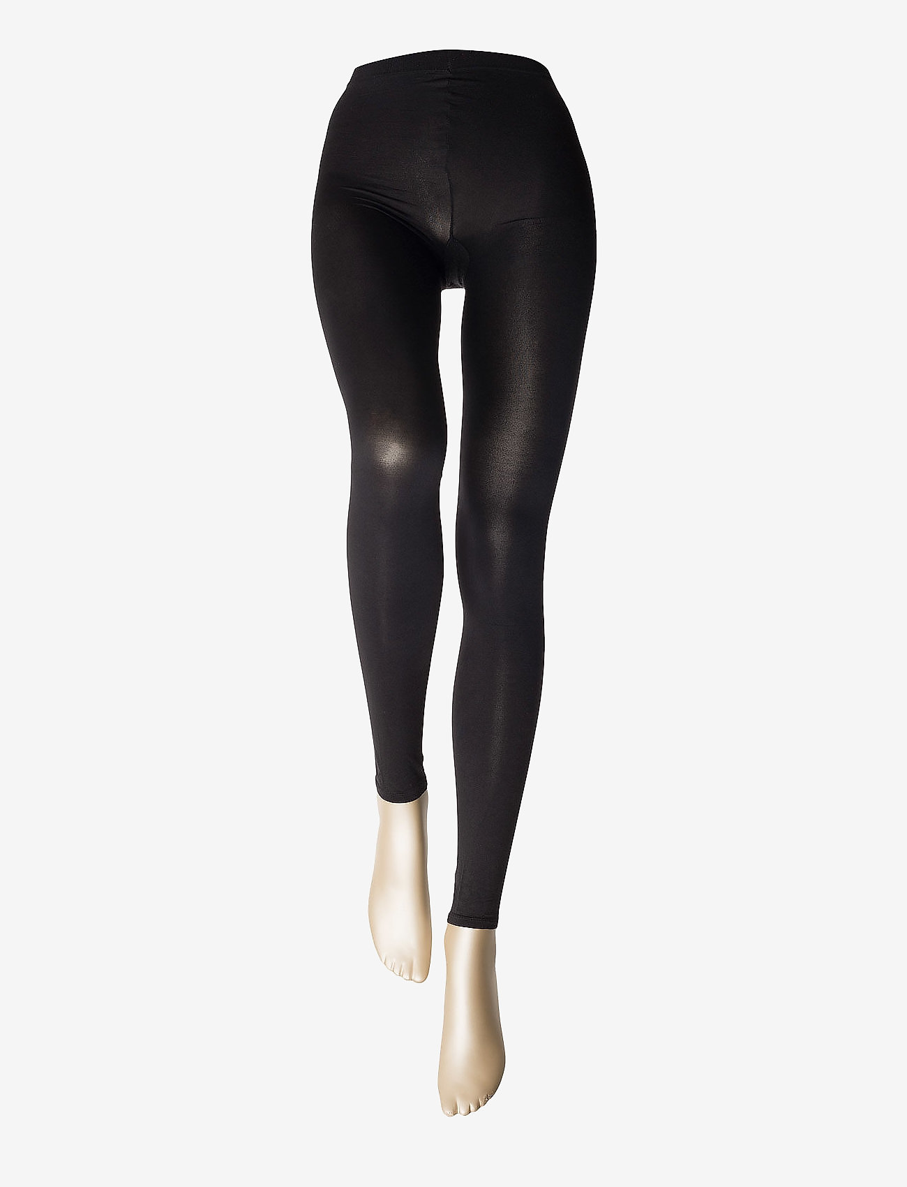 Vogue - Ladies den leggings, Opaque Leggings 3D 80den - strumpbyxor - black - 1