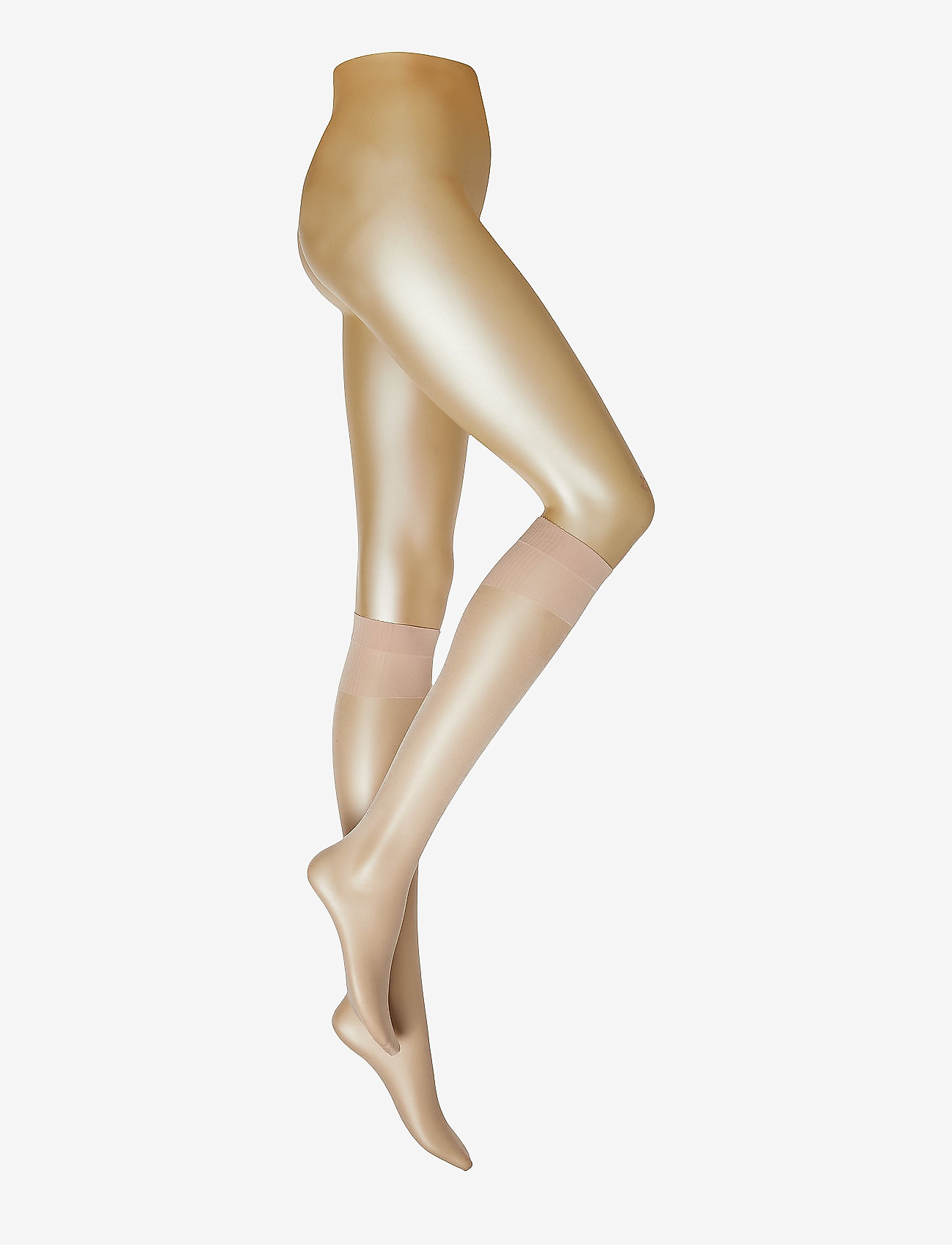 Vogue - Ladies den knee-high, Pleasure Knee 20, 2-pack - kniekousen - venice - 0