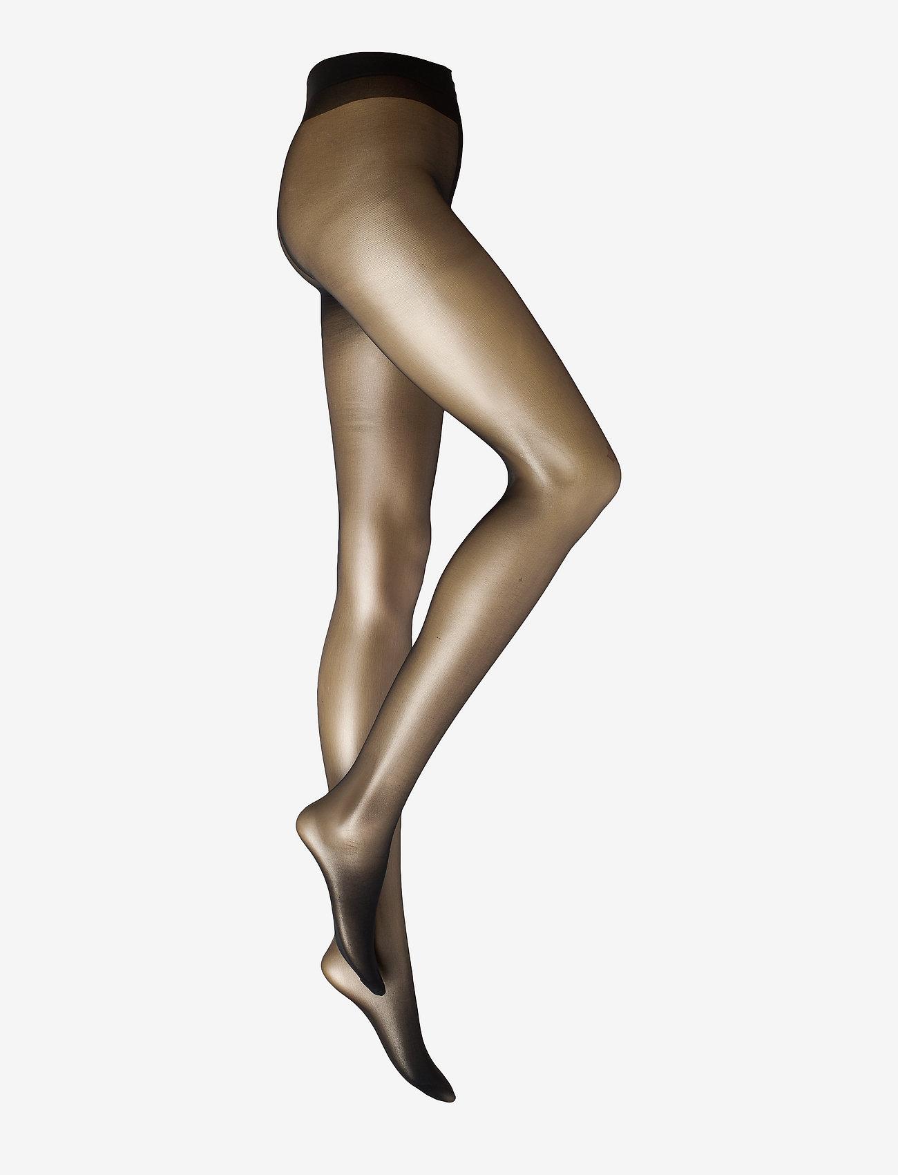 Vogue - Ladies pantyhose den, Conscious Sheer 15 - strumpbyxor - black - 0