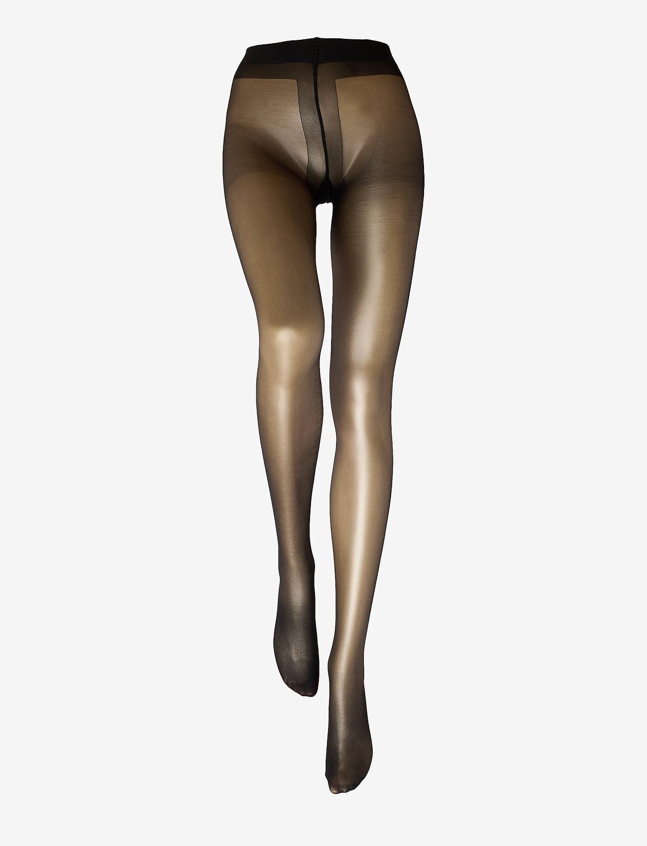 Vogue - Ladies pantyhose den, Conscious Sheer 15 - strumpbyxor - black - 1