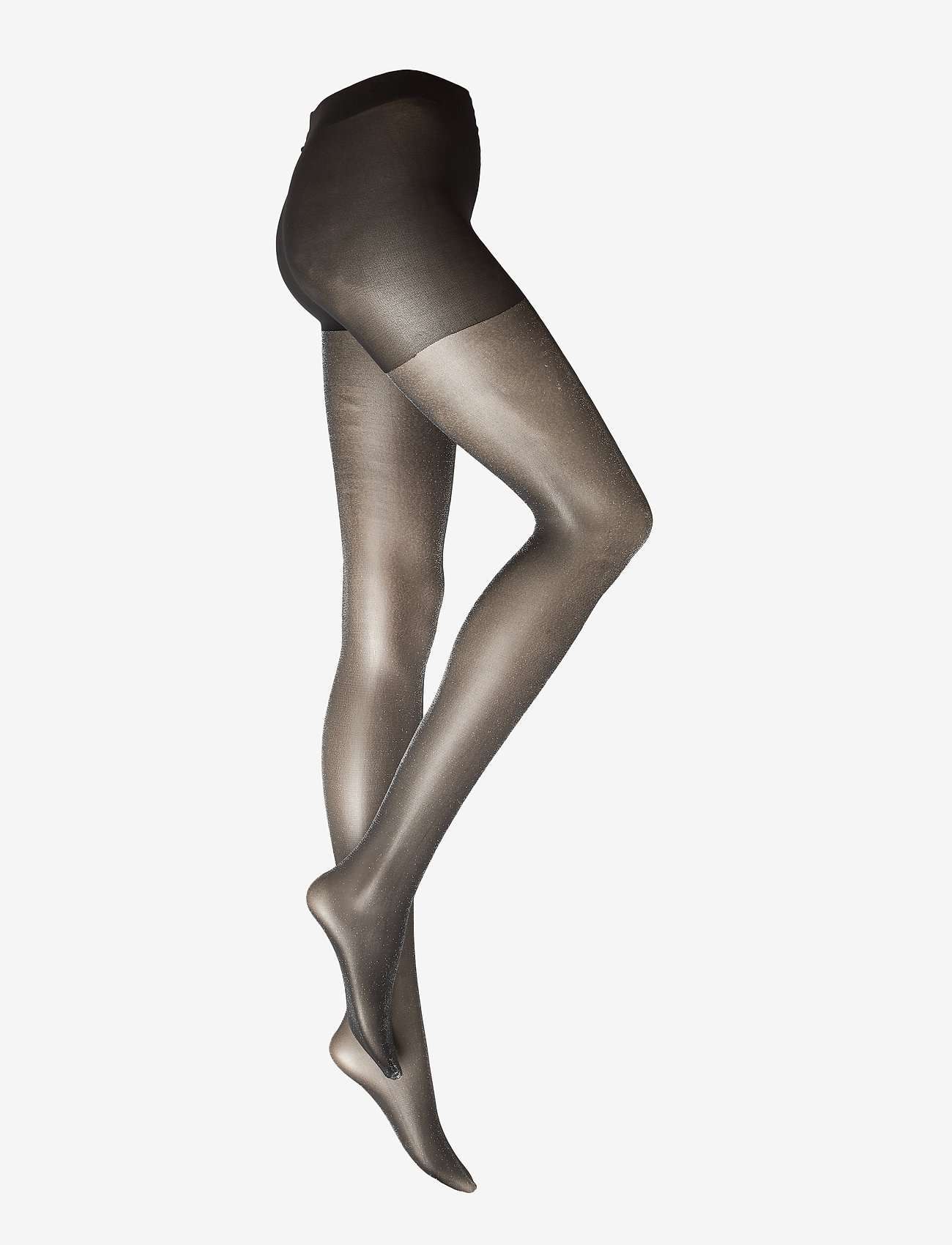 Vogue - Ladies pantyhose den, Roseline 40 - strumpbyxor - black - 0