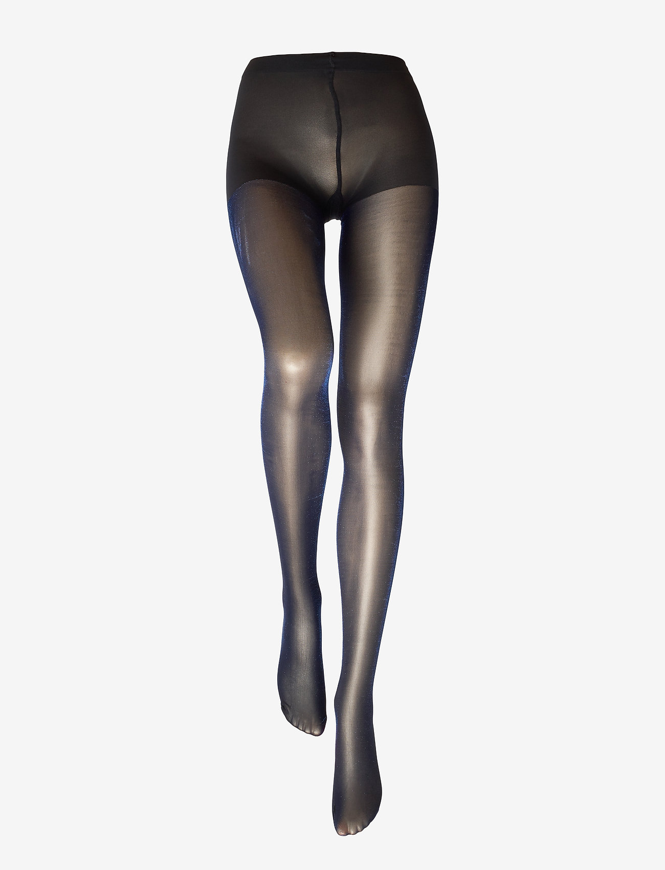 Vogue - Ladies pantyhose den, Roseline 40 - strømpebukser - black iris - 1