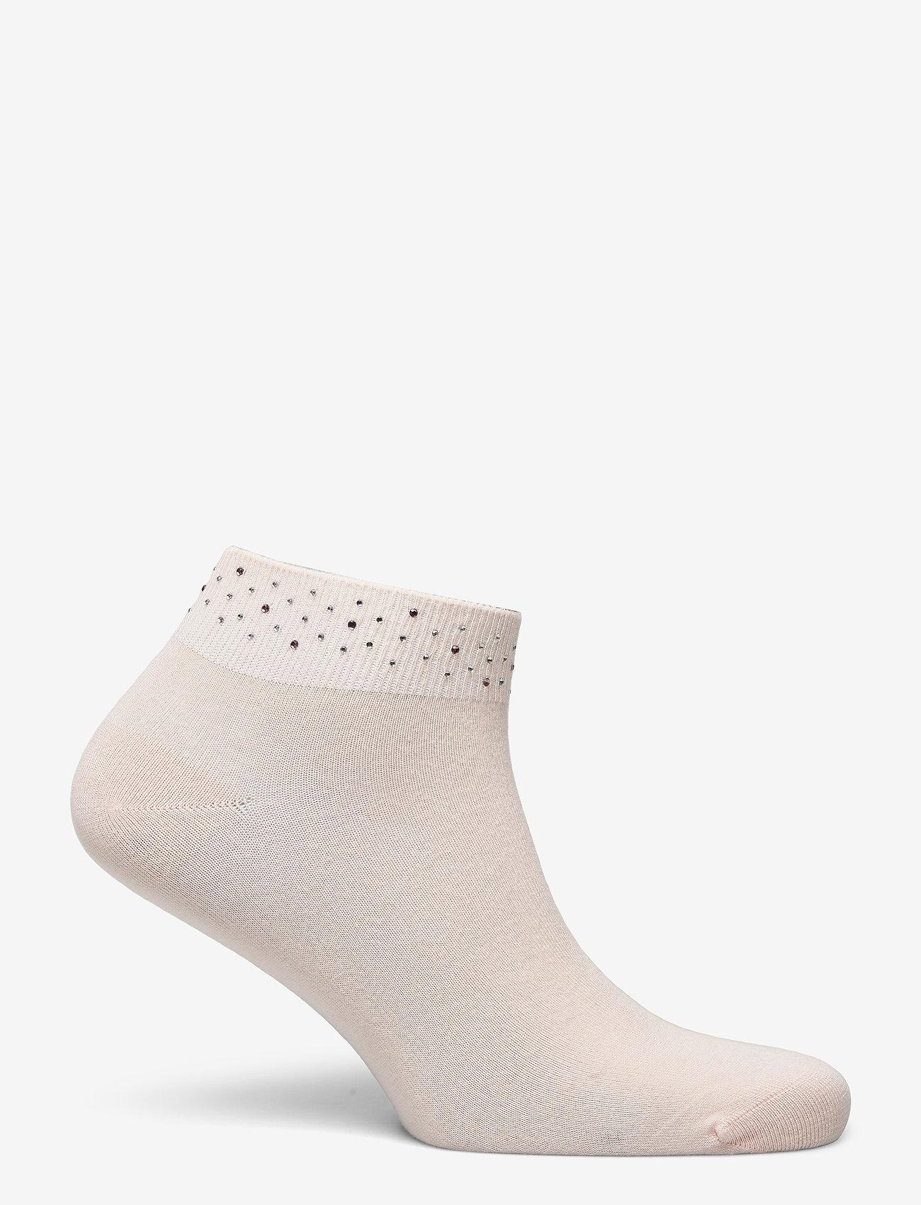 Vogue - Ladies anklesock, Anais Sneaker - sneakersokken - rosewater - 1