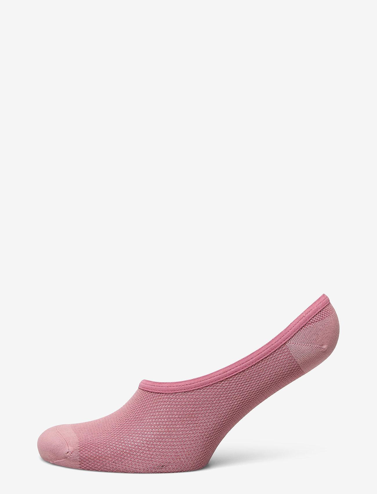 Vogue - Ladies steps, Net Steps - sneakersokken - soft berry - 0