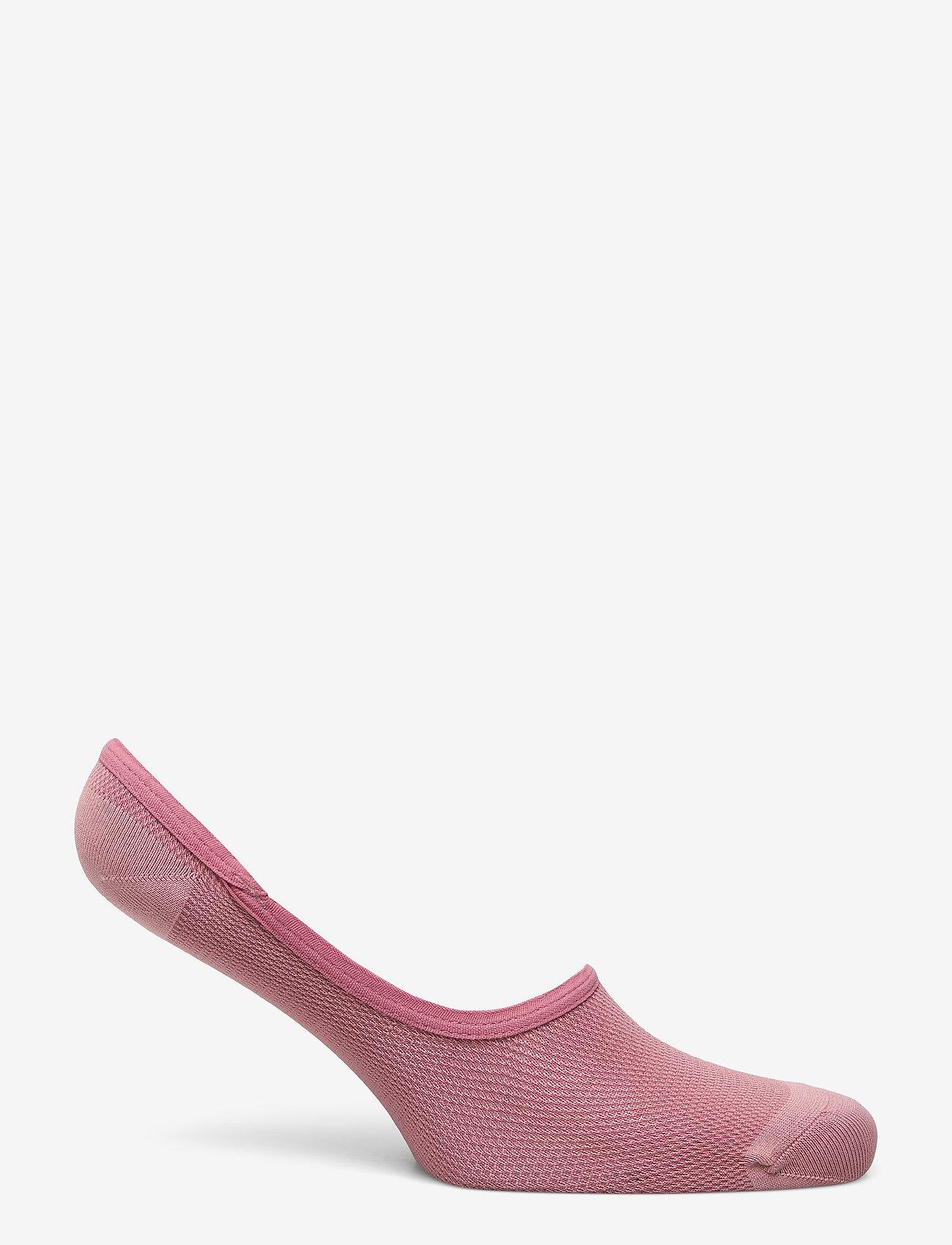 Vogue - Ladies steps, Net Steps - sneakersokken - soft berry - 1