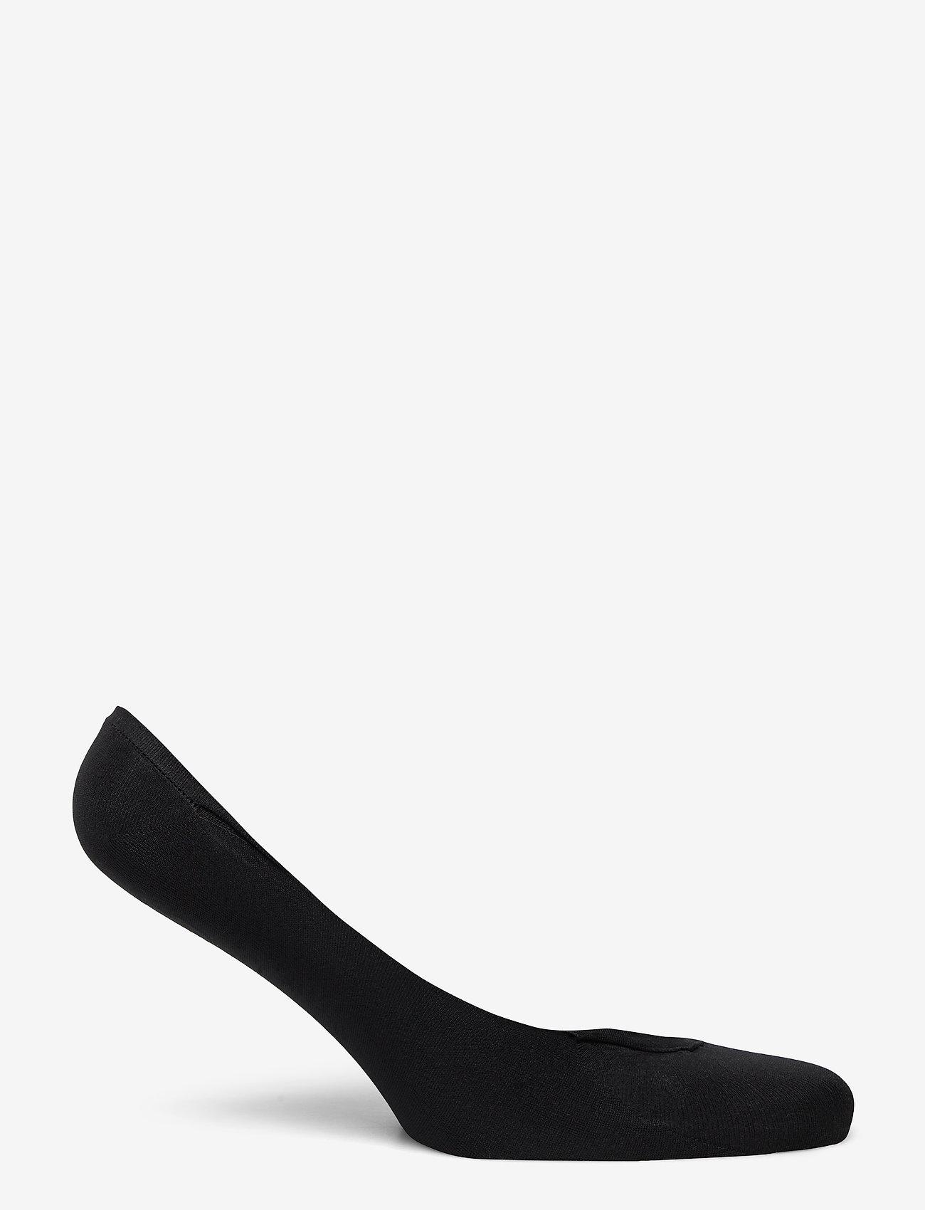 Vogue - Ladies steps den, Conscious Steps, 2 pairs - sneakersokken - black - 1