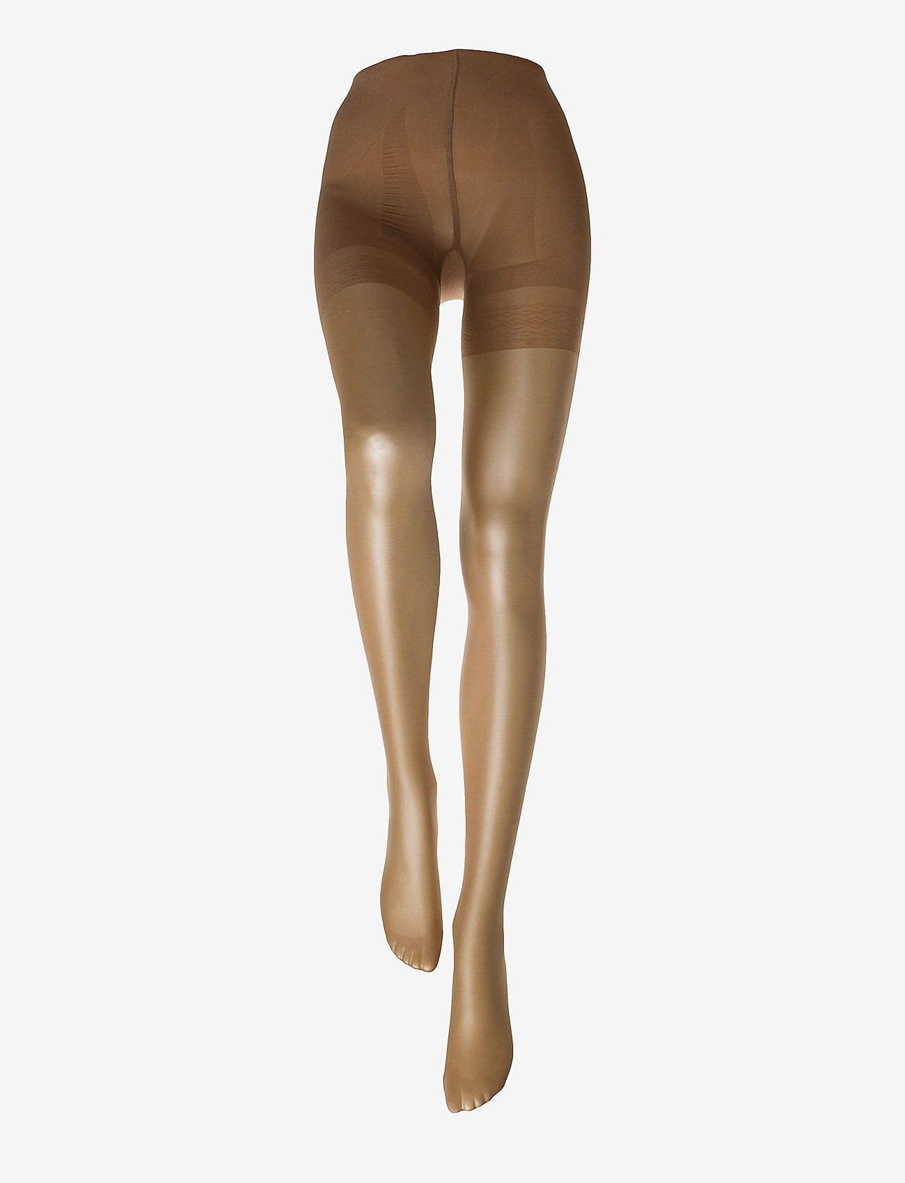 Vogue - Ladies den pantyhose, Silhouette Control Top 20den - basic - suntan - 1