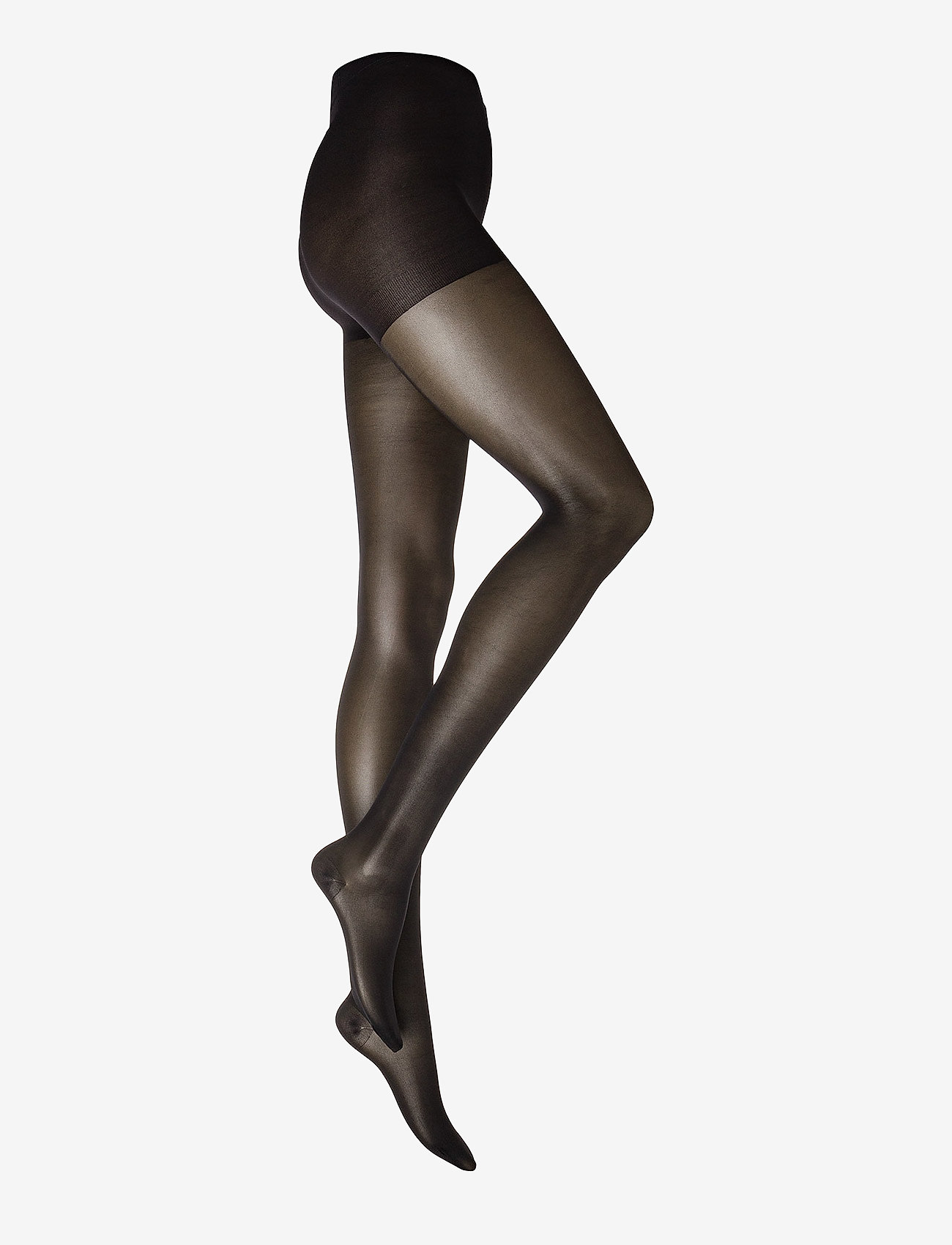 Vogue - Ladies den pantyhose, Support 40den - basic - black - 0