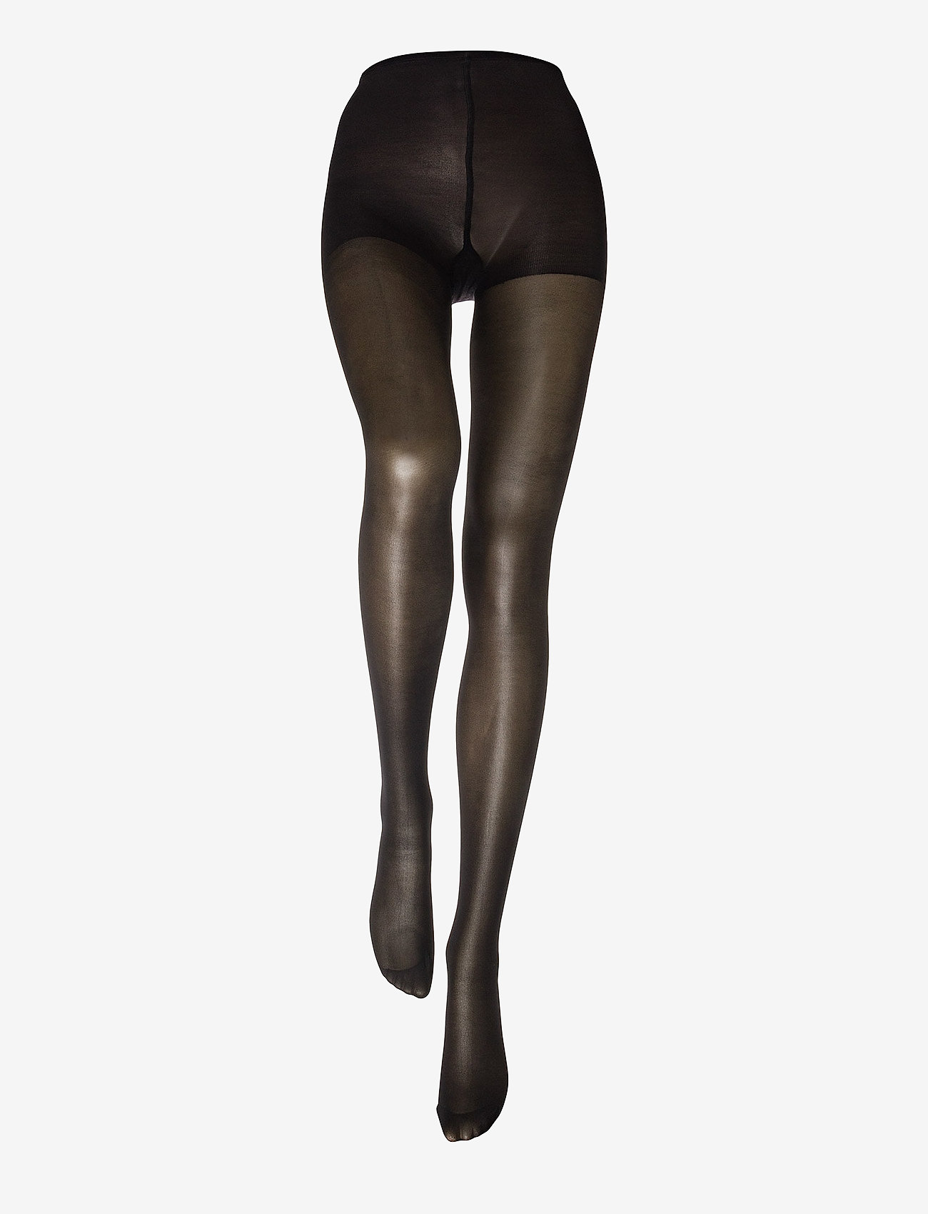 Vogue - Ladies den pantyhose, Support 40den - basic - black - 1
