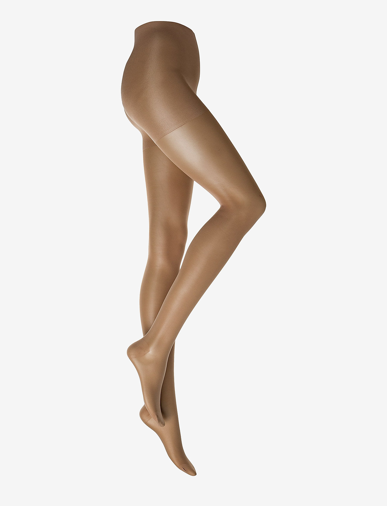 Vogue - Ladies den pantyhose, Support 40den - basic stroempebukser - suntan - 0