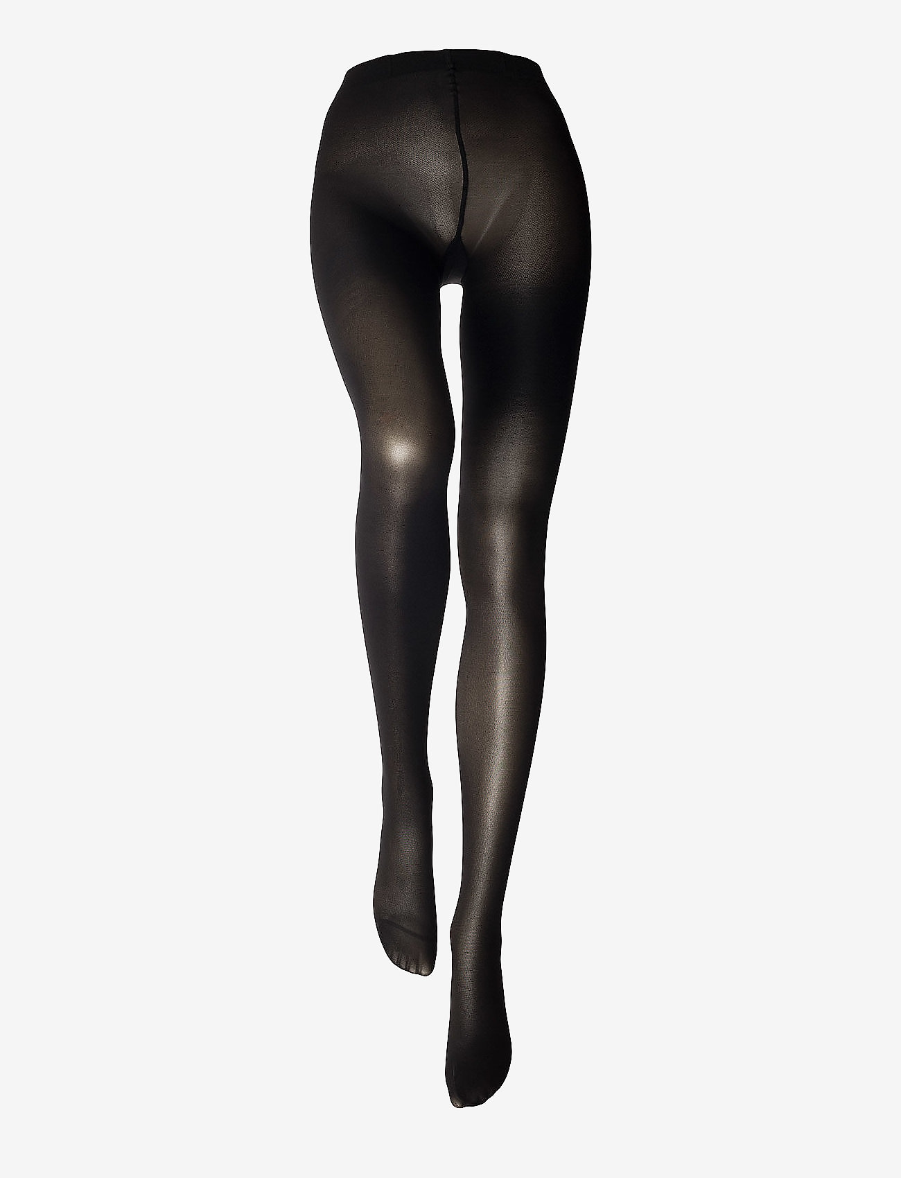 Vogue - Ladies den pantyhose, Opaque 40 den - basic stroempebukser - black - 1