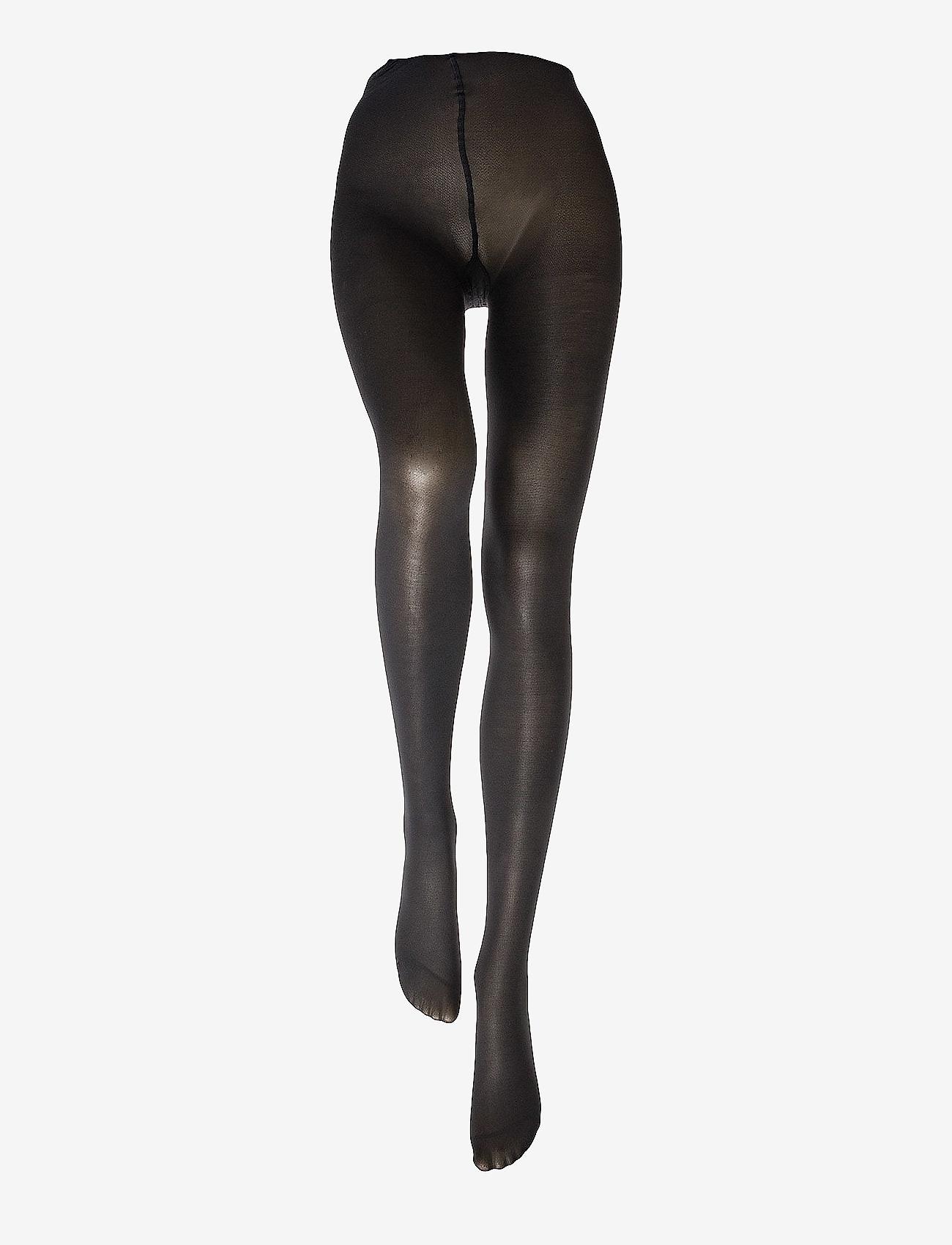 Vogue - Ladies den pantyhose, Opaque 40 den - basic pantyhose - carbon - 1