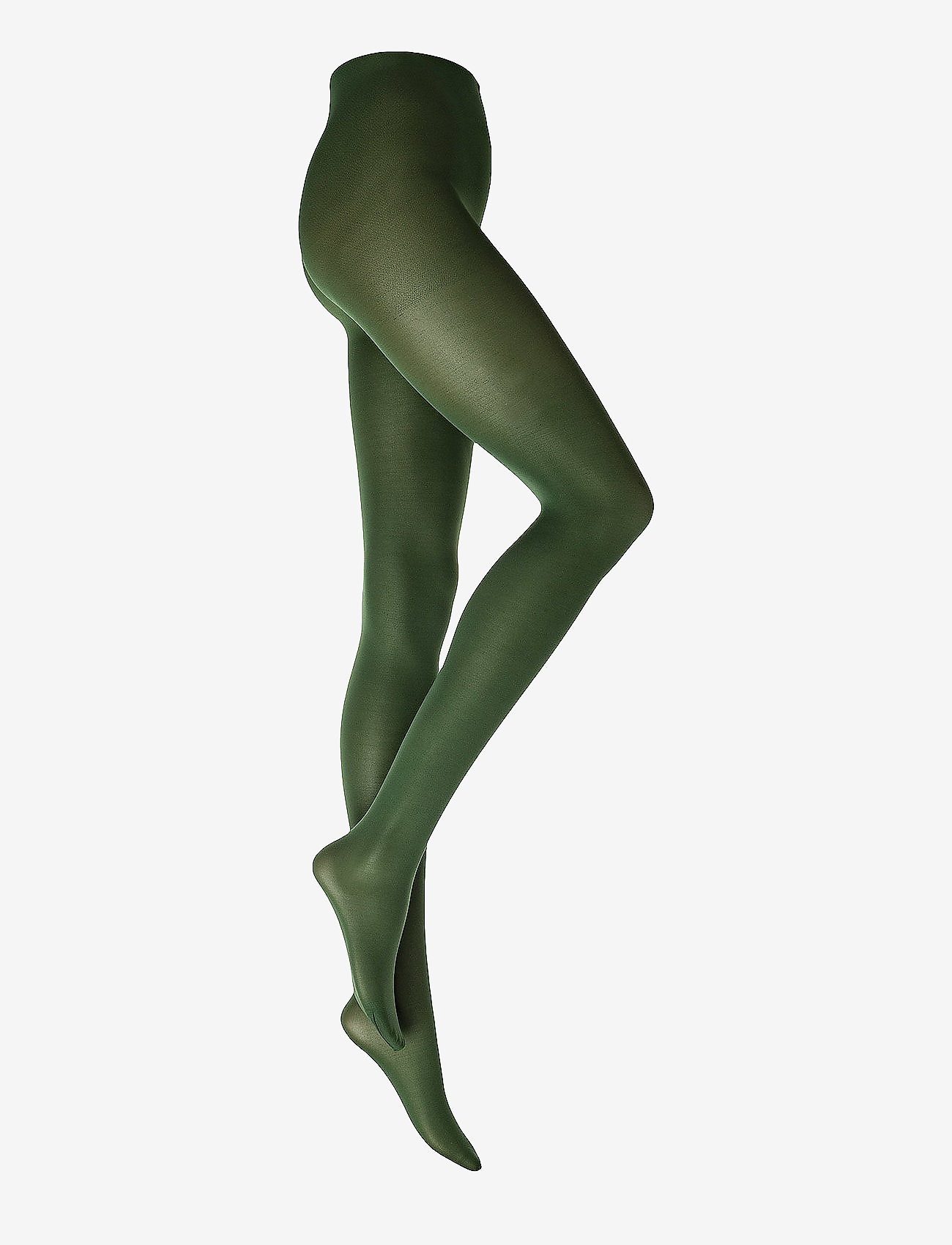 Vogue - Ladies den pantyhose, Opaque 40 den - basic - green - 0