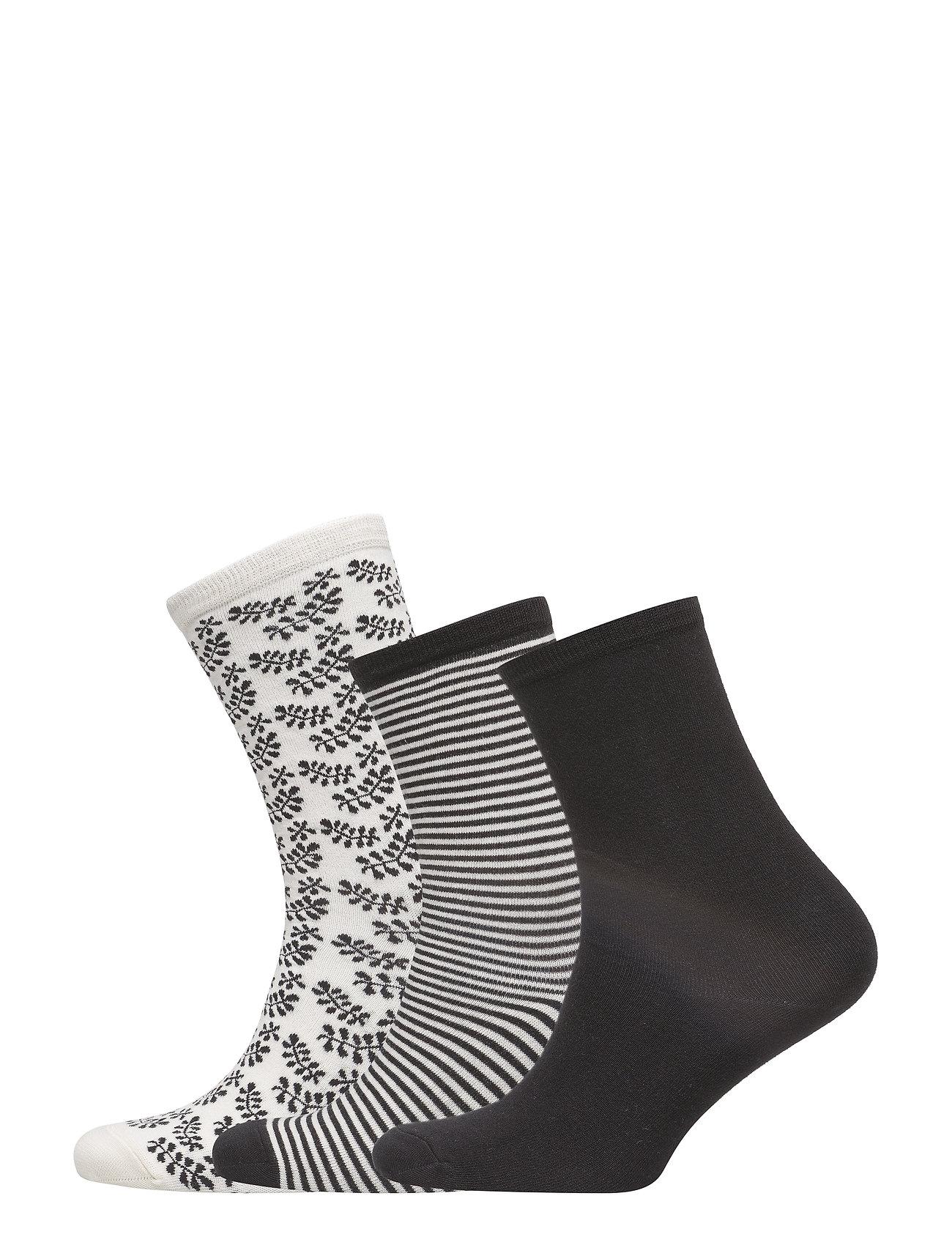 Ladies Anklesock, Confetti Socks, 3-Pack