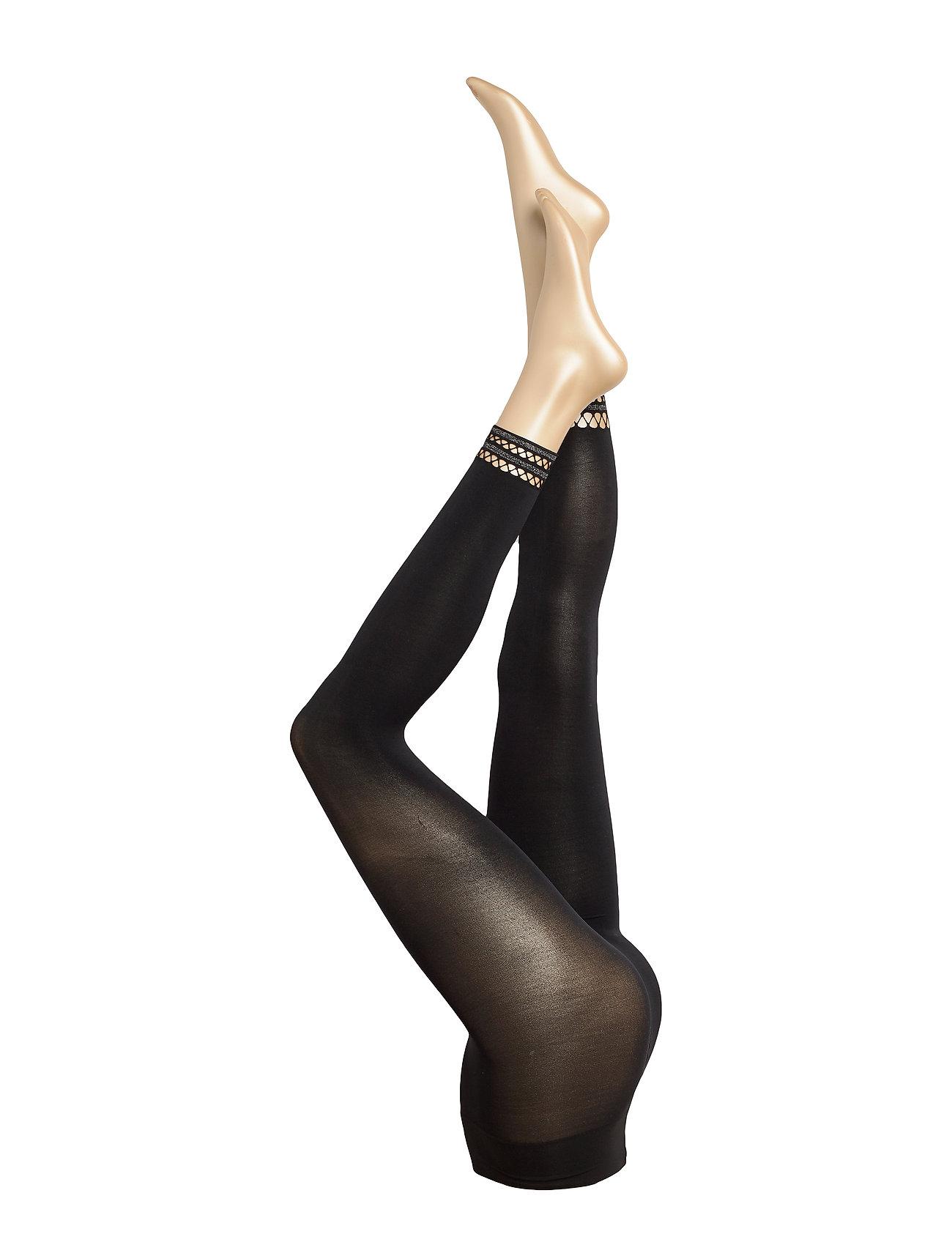 Vogue Ladies leggings den, Leone Leggings 50 - BLACK