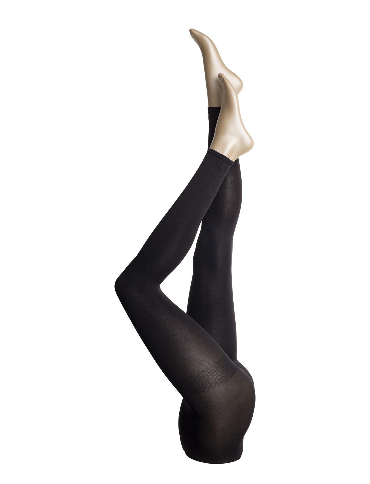Ladies Den Leggings, Opaque Leggings 3d 80den