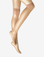 Vogue - Ladies den knee-high, Pleasure Knee 20, 2-pack - knæstrømper - suntan - 0