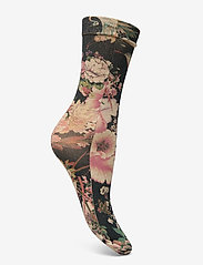 Vogue - Ladies knee-high den, Liliana Sock 40 - nieuwe mode - black - 1