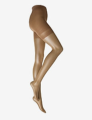 Vogue - Ladies den pantyhose, Silhouette Control Top 20den - basic - suntan - 0