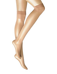 Ladies den knee-high, Pleasure Knee 20, 2-pack - SUNTAN