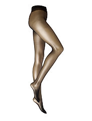 Ladies pantyhose den, Conscious Sheer 15 - BLACK