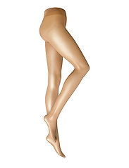 Ladies pantyhose den, Conscious Sheer 15 - NATURAL
